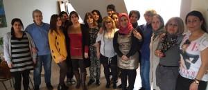 8. marts 2016 - Kvindernes internationale kampdag