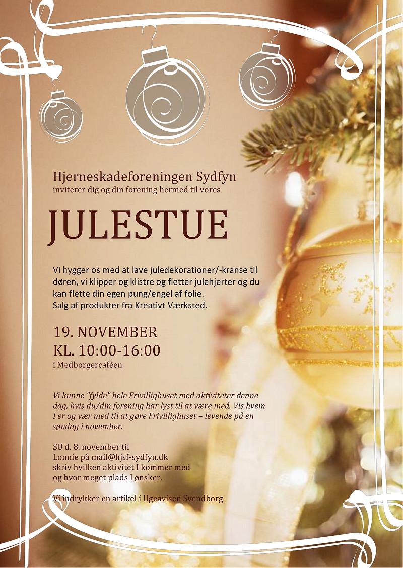 Julestue @ Medborgercaféen | Svendborg | Danmark