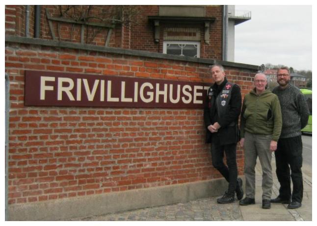 Veteran Café i Svendborg