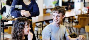 """Foreninger - er I klar til at engagere unge frivillige i jeres forening? Vind bogen """"Engagement behøver plads"""""""