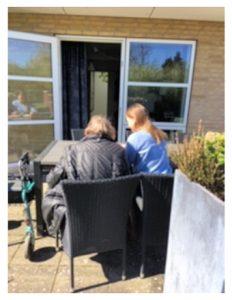 Marie-er-frivillig-besøgsven-hos-Jytte-på-Ryttervej