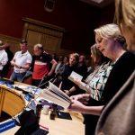 Byrådspolitikere går i praktik i de frivillige sociale foreninger i Svendborg.
