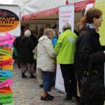 Frivilligcenter Svendborg fejrer og synliggør de lokale frivillige sociale foreninger med Foreningsmarked på Ramsherred.